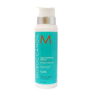 Moroccan oil 摩洛哥優油 優油捲度記憶塑型乳 250ml