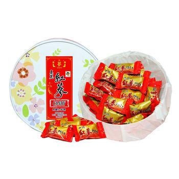 金蔘-韓國高麗紅蔘糖(200g/盒 共5盒)
