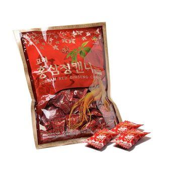 金蔘-韓國高麗紅蔘糖(300g/包,共3包)