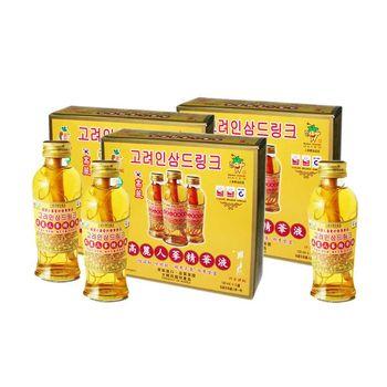 金蔘-韓國高麗人蔘精華液(3入/盒,共3盒)