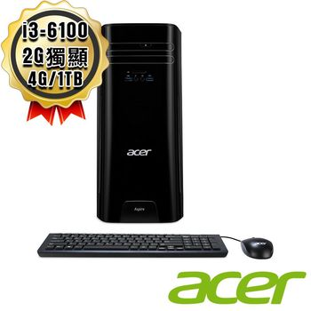 ACER 宏碁 TC-780 i3-6100 雙核 獨顯 GT720 2G 桌上型電腦