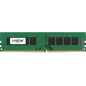 美光 Micron Crucial 16GB DDR4 2400 紅散熱片 桌上型 RAM 記憶體