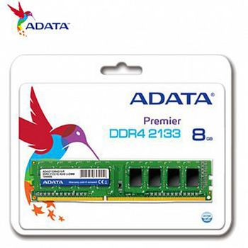 威剛 ADATA 8GB DDR4 2133 桌上型 RAM 記憶體