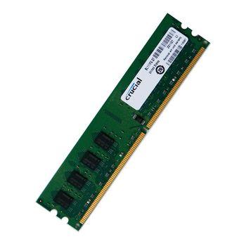 美光 Micron Crucial 8GB DDR3 1600 雙電壓 桌上型 RAM 記憶體