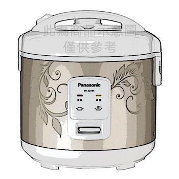 | Panasonic | 國際牌  十人份機械式電子鍋 SR-JQ185