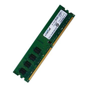 美光 Micron Crucial 4GB DDR3 1600 1.35V 桌上型 RAM 記憶體