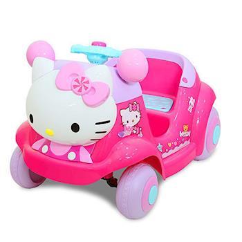 【Hello Kitty】RIDE-ON KT電動車(可遙控) W402QG3