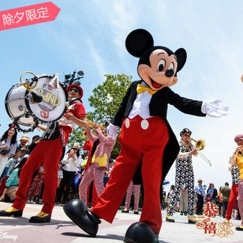 【除夕出發】玩上海迪士尼江南雙樂園六日