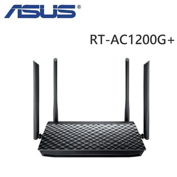 ASUS 華碩 RT-AC1200G+ 雙頻 Wireless-AC1200 IP分享器