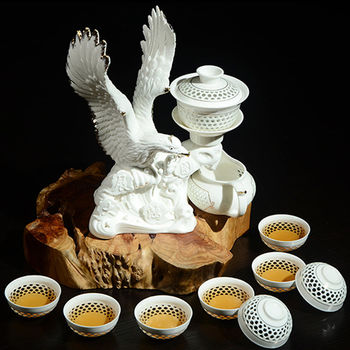 【Pure】鵬程萬里自動茶具10件組