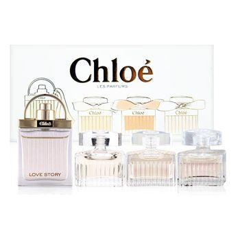 Chloe 熱銷經典小香禮盒 (5ml x4入)