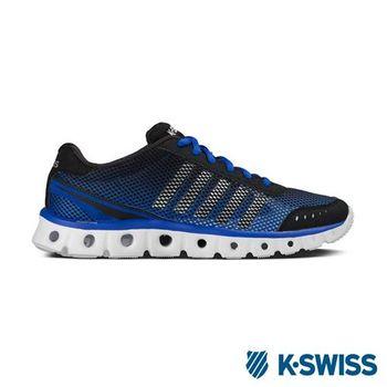 K-Swiss X Lite Athletic CMF輕量訓練鞋-男-黑/寶藍/銀