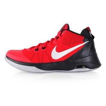 【NIKE】AIR VERSITILE 男籃球鞋-高筒 紅黑銀