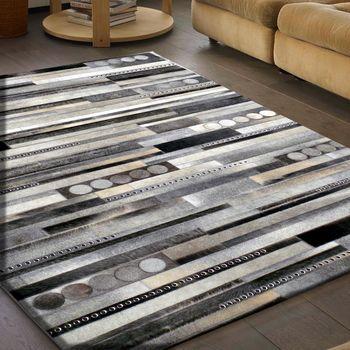 范登伯格 印度手工牛皮地毯-樂活-160x230cm