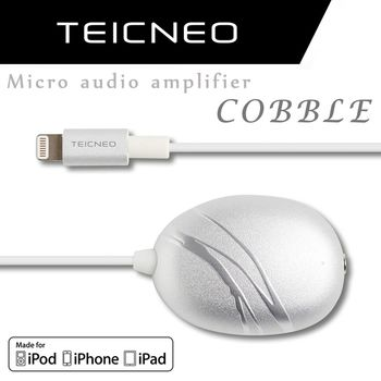 TeicNeo - Cobble apple微型耳機擴大器(ipod.ipad.iphone適用)