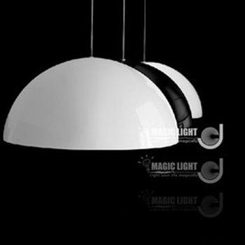 【光的魔法師】設計師款宜家工業倉庫鄉村北歐簡約極速蝸牛吊燈 設計師的燈