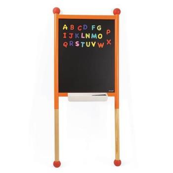 【法國 Janod】斜靠式雙面畫板