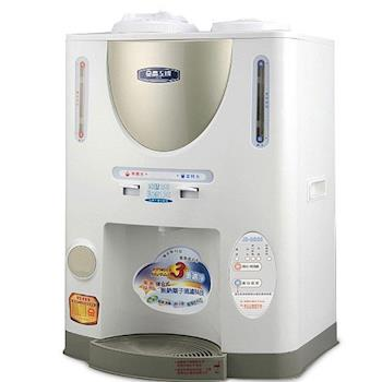 晶工自動補水溫熱開飲機JD-3802