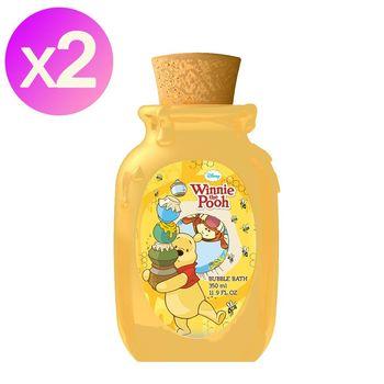 Disney Winnie The Pooh 小熊維尼香氛泡泡浴 350ml*2