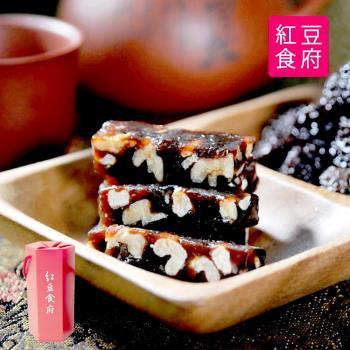 《紅豆食府》團圓小單盒富貴十入組(娃娃酥*4+牛軋糖*3+棗泥核桃糕*3)