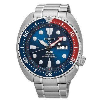 SEIKO 精工 Prospex PADI 潛水200M聯名款機械錶45mm (4R36-05H0B)
