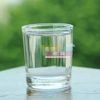 [協貿國際]   玻璃杯白酒烈洋啤酒杯一口杯KTV酒吧啤酒杯  5入
