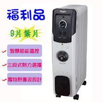Whirlpool 惠而浦 微電腦9片葉片式電暖器 #40 品 #41 TMB09