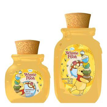 Disney Winnie The Pooh 小熊維尼香氛沐浴膠 350ml +小熊維尼香氛洗髮精 200ml