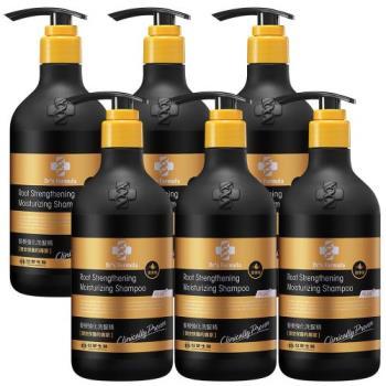 《台塑生醫》Dr's Formula髮根強化洗髮精-潤澤感(升級版)580g*6入