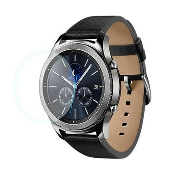 Samsung Gear S3適用 9H 鋼化玻璃保護貼