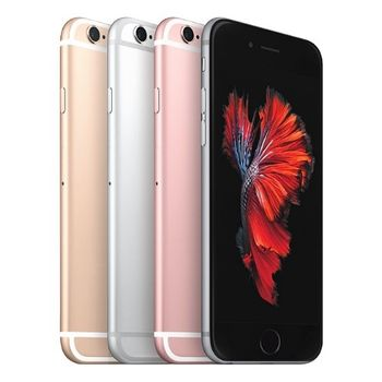Apple iPhone 6s 128G 智慧手機 ★送軟背殼+亮面保貼