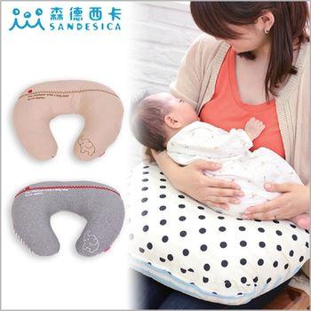 【SANDESICA 日本原裝】多功能授乳枕哺乳枕 -共兩款