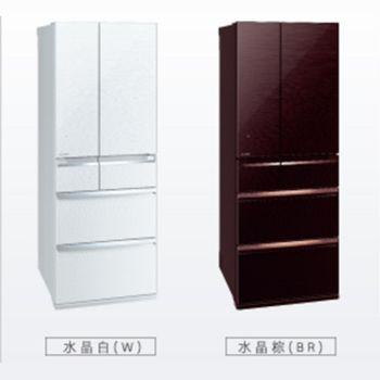 │MITSUBISHI│三菱 605L六門 變頻電冰箱 MR-WX61Z