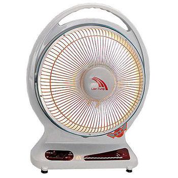 【聯統】 手提式鹵素燈管電暖器 LT-669