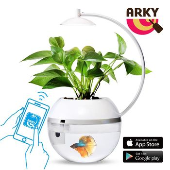 ARKY 香草與魚2.0智能版 HerbFish Connect