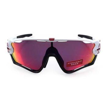OAKLEY JAWBREAKER 道路用太陽眼鏡-附硬盒鼻墊 抗UV