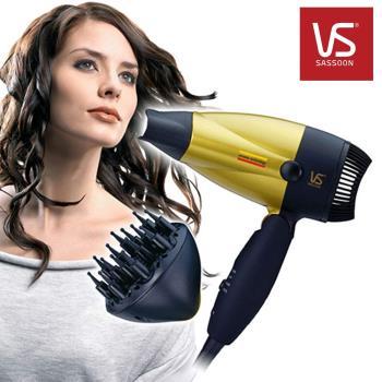 【VS沙宣】1300瓦特陶瓷摺疊吹風機VS157RDRW
