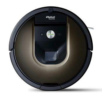 《贈5好禮》【美國 iRobot】自動清掃機器人吸塵器 Roomba 980