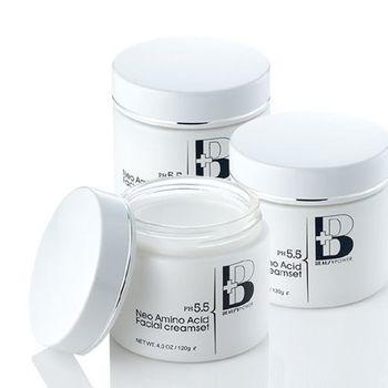 BP小白花胺基酸淨白潔膚霜(3入)排隊搶購組