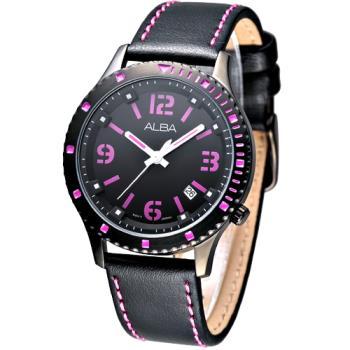 ALBA 夢幻美少女時尚腕錶AG8261X1