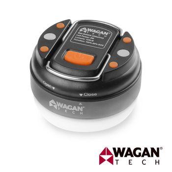 美國 WAGAN 多功能 磁吸式 LED 手電筒 工作燈 露營燈 (4301)