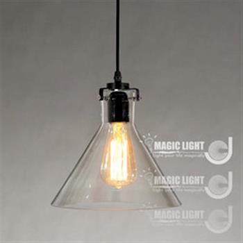 【光的魔法師 Magic Light】個性創新書房客廳小陽台餐廳咖啡廳 水晶漏斗吊燈