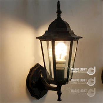 【光的魔法師 Magic Light】小六角戶外燈 戶外壁燈 歐式戶外壁燈