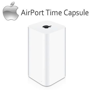 Apple  AirPort Time Capsule 3TB 基地台+網路線15M (ME182TA/A)