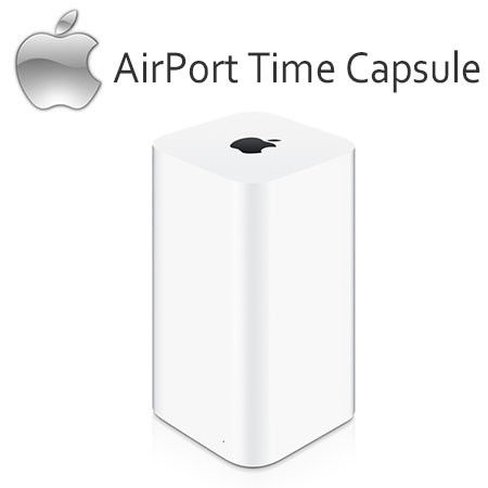 Apple  AirPort Time Capsule 2TB 基地台+網路線15M (ME177TA/A)