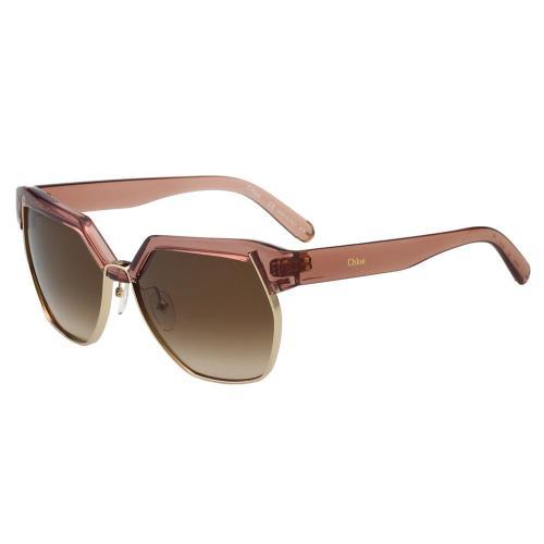 CHLOE太陽眼鏡 廣告款(粉色)CE665S-643