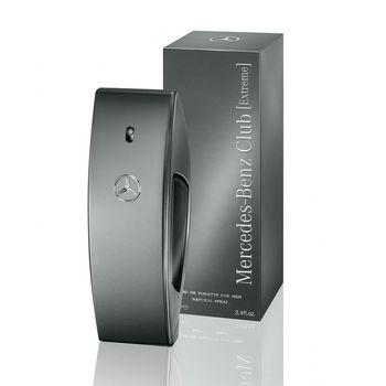 Mercedes Benz 賓士銀色風潮極緻限量版男性淡香水 100ml