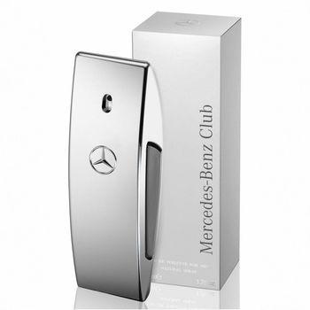 Mercedes Benz 賓士銀色風潮男性淡香水 100ml