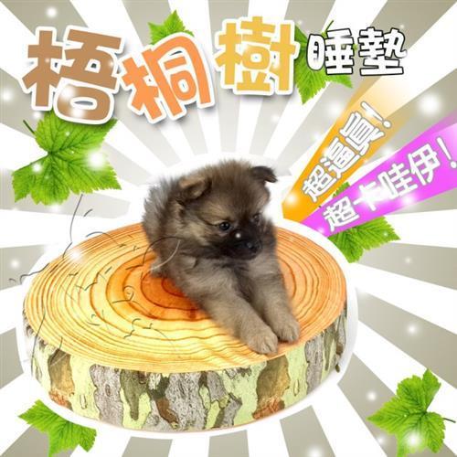 【寵物大本營】寵物水果睡墊(梧桐樹)