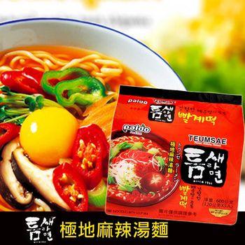 韓國Paldo八道拉麵(極地麻辣/火麵/牛骨湯麵)-2袋組